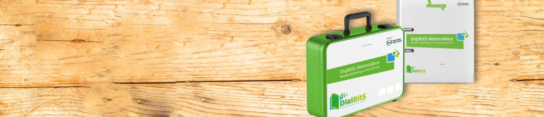 Digitales zum Anfassen: Die DigiBitS-Materialbox fürs Klassenzimmer